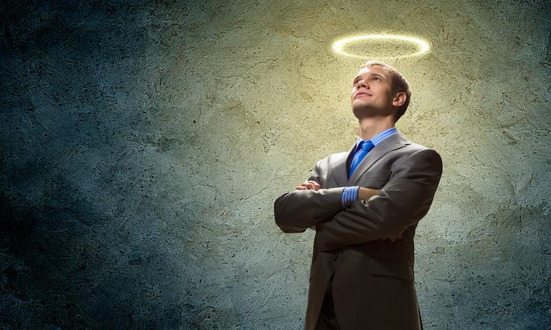 Psychologie für KMU: Der Halo-Effekt