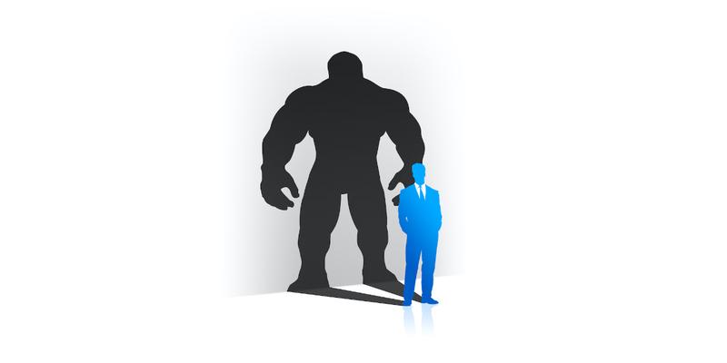 Psychologie für KMU: Klarer Fall von Selbstüberschätzung?